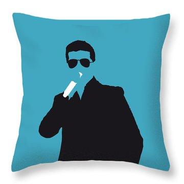 Blur Throw Pillows