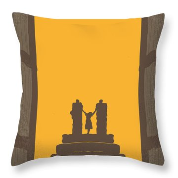 Ape Throw Pillows