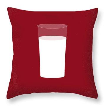 No138 My Inglourious Basterds Minimal Movie Poster Throw Pillow