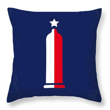 No150 My American Gigolo Minimal Movie Poster Throw Pillow
