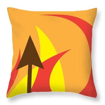 Arts District Throw Pillows