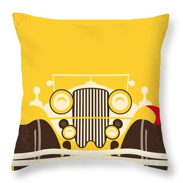Cult Film Throw Pillows