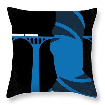 No277-007-2 My Skyfall Minimal Movie Poster Throw Pillow