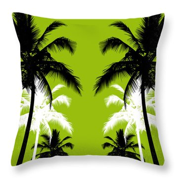 Beverly Hills Throw Pillows