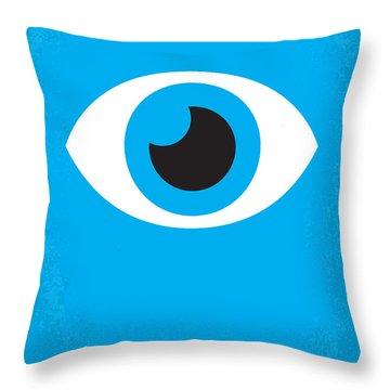 No362 My Zoolander Minimal Movie Poster Throw Pillow