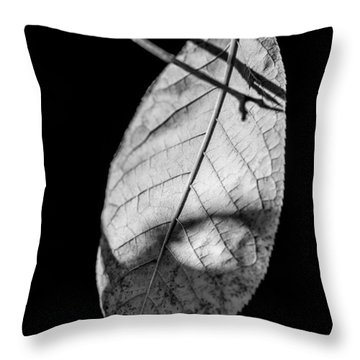 Nocturne - Featured 3 Throw Pillow by Alexander Senin