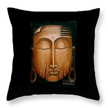 Non- Equivalence Revelation Throw Pillow