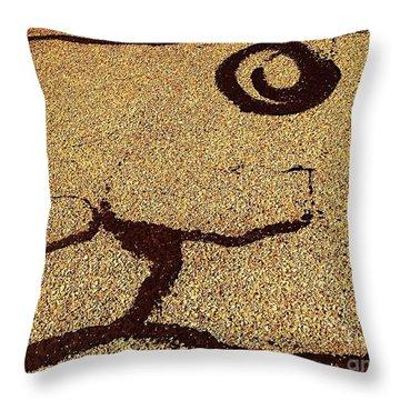 Noonday Sundance No. 2 Throw Pillow