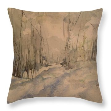 Not On The Bayou Anymore Dorothy Throw Pillow