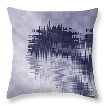 Not Really Throw Pillow