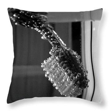 Not-so Ordinary  Throw Pillow