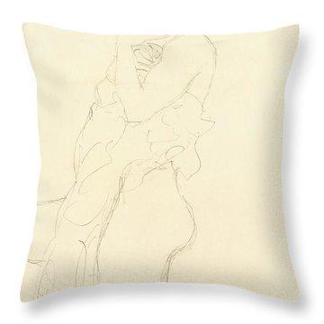 Twentieth Century Throw Pillows