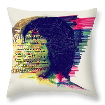 Untitled Throw Pillows