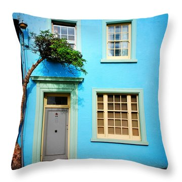 Number 23 Throw Pillow by Mark Rogan
