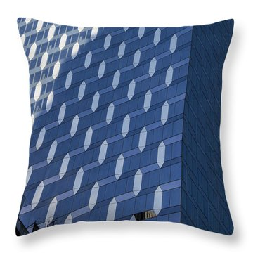 Ny Design Throw Pillow by Jean Noren