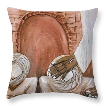 O Egypt Throw Pillow