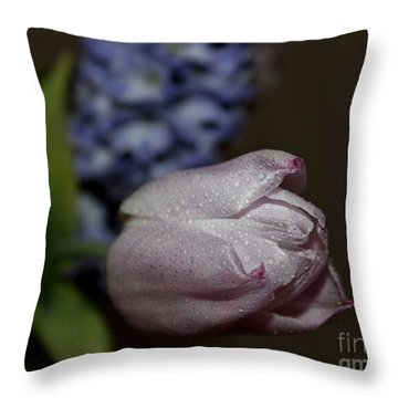Cool Throw Pillow by Katy Mei