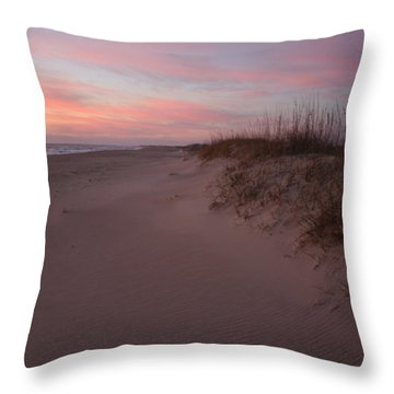 Obx Serenity 2 Throw Pillow by Tony Cooper