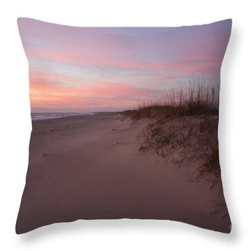 Obx Serenity Throw Pillow by Tony Cooper