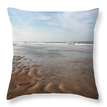Ocean Vista Throw Pillow