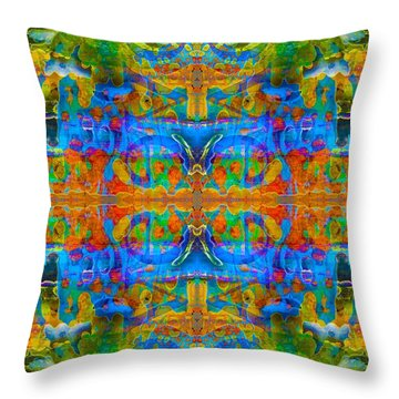 Oceans Of Love Throw Pillow