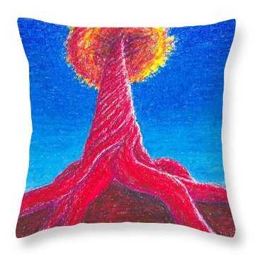 Odalfa Throw Pillow