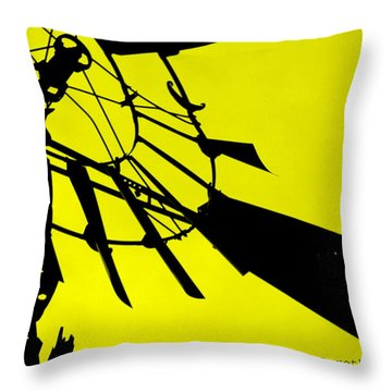 Ode To Dorothy Throw Pillow