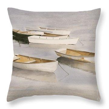 Odyssey's Gate Throw Pillow