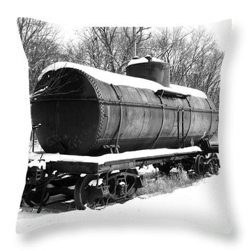 Throw Pillow featuring the photograph Off The Beaten Track by Sara  Raber