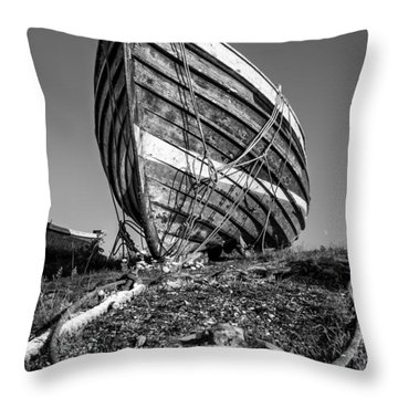 Off The Sea Throw Pillow by Svetlana Sewell