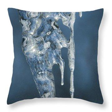 Offspring Throw Pillow by Sandra Bronstein