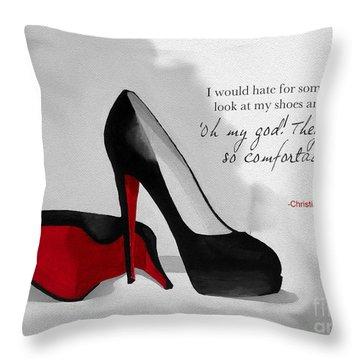 Comfortable Throw Pillows