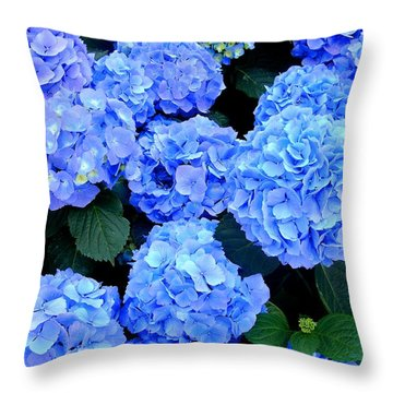 Oh That Color Throw Pillow