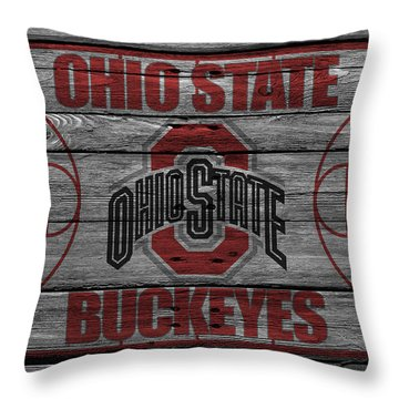 Division One Throw Pillows