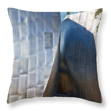 Ohr Okeefe Museum Throw Pillow by Cathy Jourdan