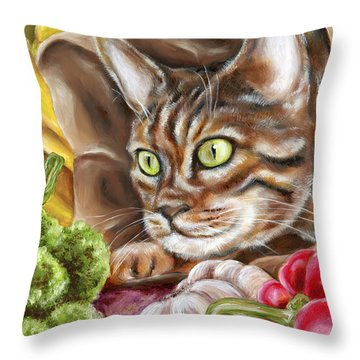 Ok Now What Throw Pillow