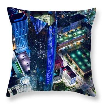 Oks0056 Throw Pillow by Cooper Ross