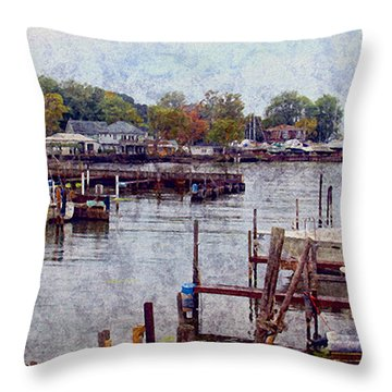 Olcott Throw Pillow