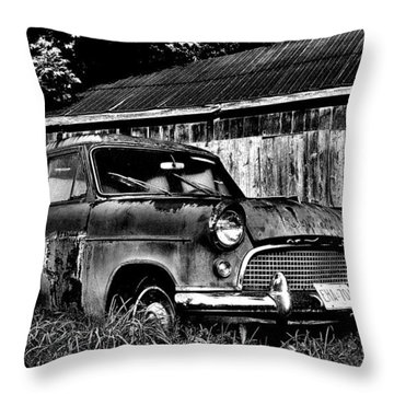 Old Dreams Throw Pillow