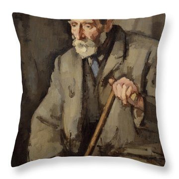 Old Duff, 1922 Throw Pillow