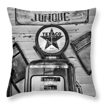 Old Fashioned Throw Pillow by Heather Applegate