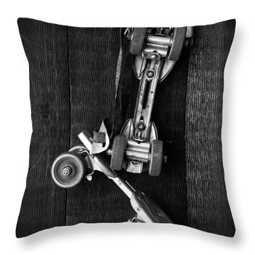 Old Friends Throw Pillow by Edward Fielding