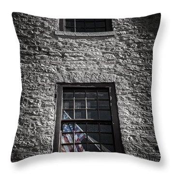 Brick Throw Pillows
