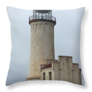 Old Guardian Throw Pillow