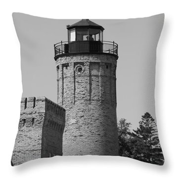 Michilimackinac Throw Pillows