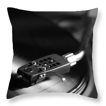 Old Songs Of Memory Throw Pillow
