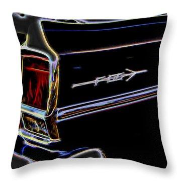 Oldsmobile F85 Throw Pillow