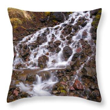 Olympic Cascade 2 Throw Pillow