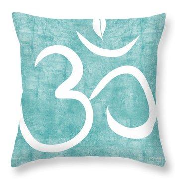 Yoga Throw Pillows