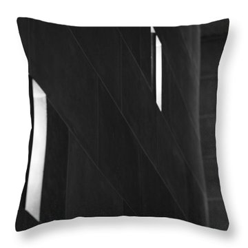 On And On Throw Pillow by Andrew Pacheco